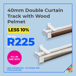 40mm Clip On Wood